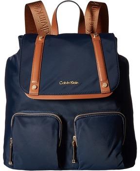 Calvin Klein - Teodora Nylon Backpack Backpack Bags