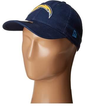 New Era Los Angeles Chargers 9TWENTY Core Baseball Caps