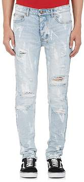 Ksubi Men's Chitch Distressed Slim Jeans