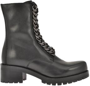 Cult Leather Army Boot