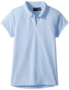 Nautica Short Sleeve Performance Polo Girl's Clothing