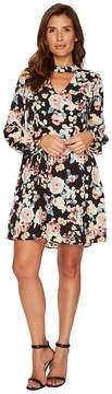 Bobeau B Collection by Mykla Long Sleeve Dress Women's Dress