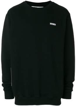 Off-White crewneck sweatshirt