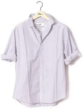 Frank And Eileen Mens Paul Bar Stripe Shirt