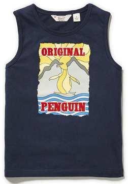 Original Penguin Boys Original Mountains Tank