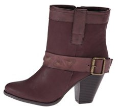 DOLCE by Mojo Moxy Blackjack Women Round Toe Synthetic Ankle Boot.