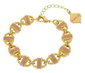 Fornash Enamel Basket Bracelet