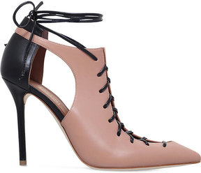 Malone Souliers Montana 100 lace-up leather heeled ankle boots