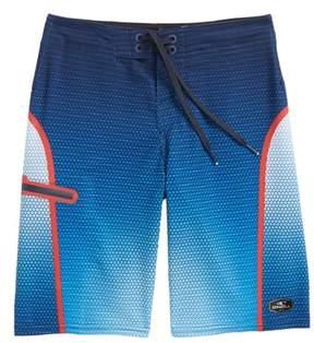 O'Neill Hyperfreak Prizma Board Shorts
