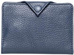 Christopher Kon Denim Blue Lovi Leather Wallet