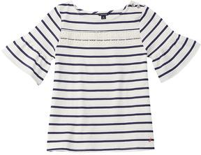 Nautica Girls' Stripe Top