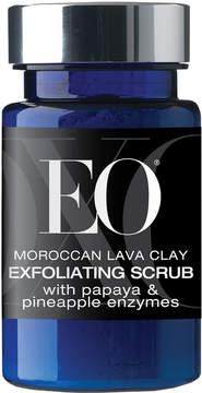 EO Moroccan Lava Clay Scrub by 1.5oz Scrub)