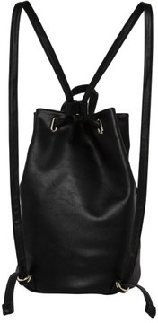 Urban Originals Shaded Lady Vegan Leather Backpack - Black