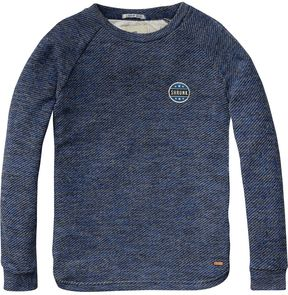Scotch & Soda Structured Sweatshirt