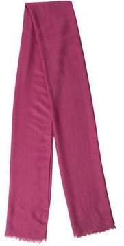 Loro Piana Cashmere & Silk-Blend Scarf