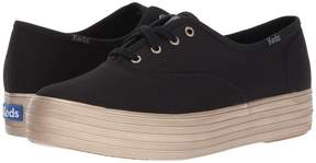 Keds Triple Shimmer Women's Lace up casual Shoes