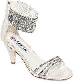 Two Lips 2 Lips Too Eddi Womens Heeled Sandals