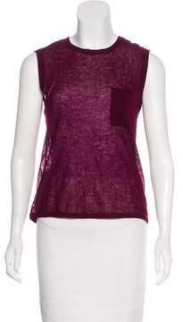 Autumn Cashmere Sleeveless Cashmere Top