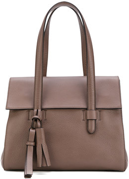 Max Mara fold over shoulder bag