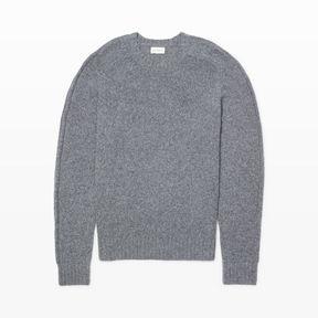 Club Monaco Washed Wool Crew