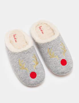 Boden Knitted Slipper Mules