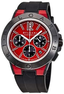 Bvlgari Diagono Magnesium Automatic Chronograph Men's Watch