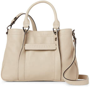 Longchamp Clay 3D Small Leather Tote