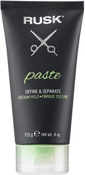 Rusk Paste Define & Separate