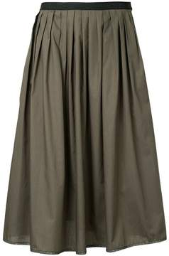 Antonio Marras pleated midi skirt