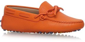 Tod's Laccetto Gommini Driving Shoes