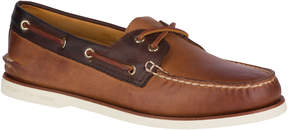 Sperry Gold Cup Authentic Original 2-Eye Roustabout Boat Shoe
