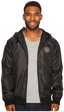 DC Wes K Coaches Jacket Men's Coat