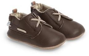 Robeez Infant Boy's Jon Crib Shoe