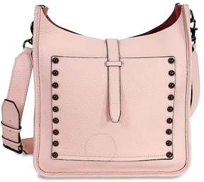 Rebecca Minkoff Unlined Leather Feed Bag - Pale Blush - ONE COLOR - STYLE
