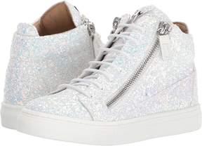 Giuseppe Zanotti Kids London Sneaker Kid's Shoes