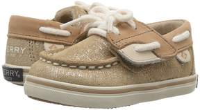 Sperry Kids Bluefish Crib Jr. Girl's Shoes