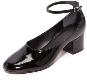 Sigerson Morrison Kairos Ankle Strap Pumps