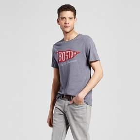 Awake Men's Boston City of Champions T-Shirt - Charcoal Gray
