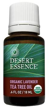 Desert Essence Organic Lavender & Tea Tree Oil