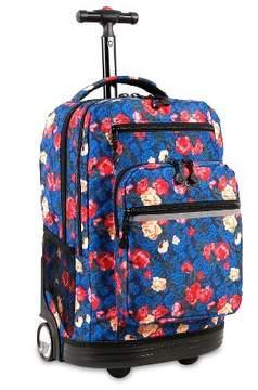 J World JWorld Sundance Laptop Rolling Backpack - Vintage Rose