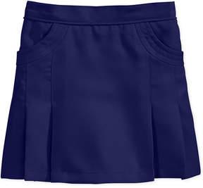 Nautica School Uniform Circle Scooter Skirt, Little Girls (4-6X)