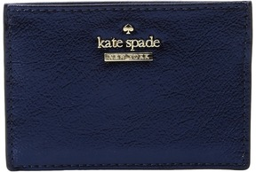 Kate Spade Highland Drive Card Holder Wallet - SAPPHIRE - STYLE