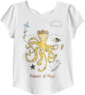 Epic Threads Octopus T-Shirt, Toddler Girls, Created for Macy's
