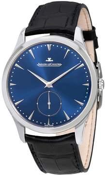 Jaeger-LeCoultre Jaeger Lecoultre Master Grande Automatic Men's Leather Watch