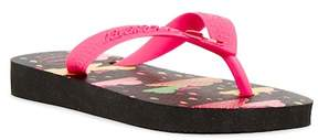 Havaianas Fantasy Flip Flop (Toddler, Little Kid, & Big Kid)