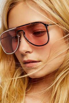 Free People Shields Up Sunnies