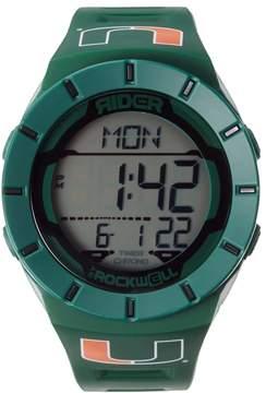 Rockwell Kohl's Miami Hurricanes Coliseum Chronograph Watch - Men