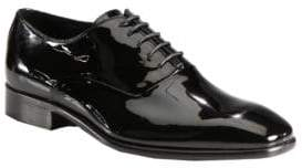 Saks Fifth Avenue COLLECTION Patent Leather Oxfords