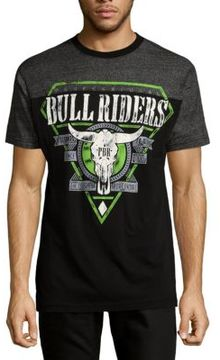 Affliction Cotton Short Sleeve Tee