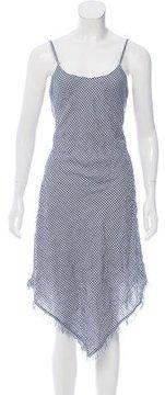 DREW Gingham Midi Dress w/ Tags